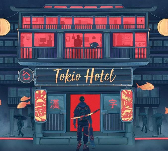 Szymi Szyms - Tokio Hotel (okładka)