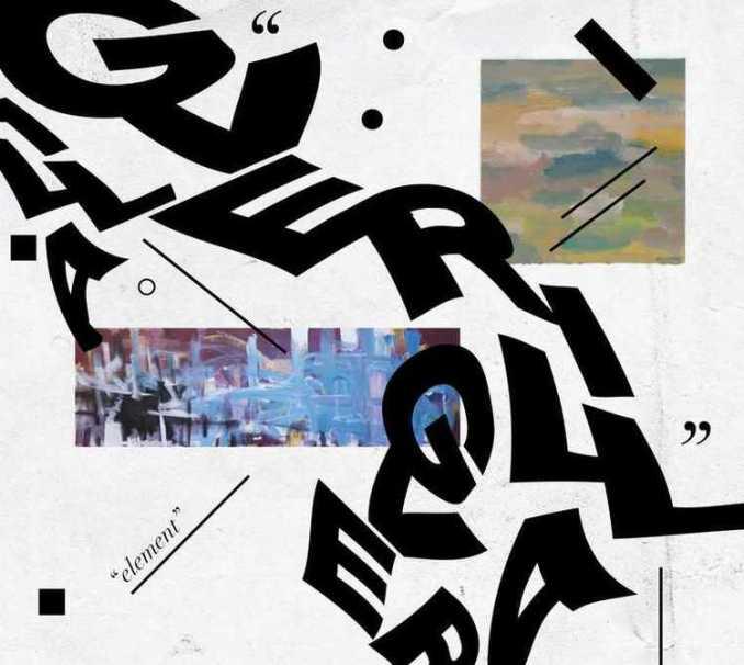 Gverilla - ''Element EP'' (okładka)