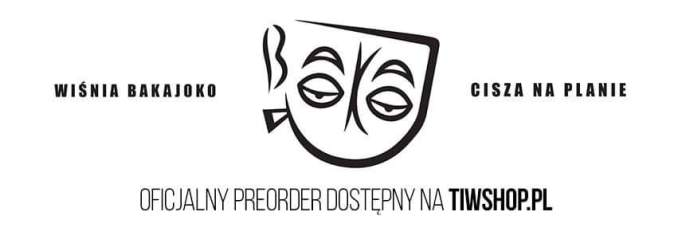 Grafika Wiśnia Bakajoko Cisza na Planie preorder TiW Shop