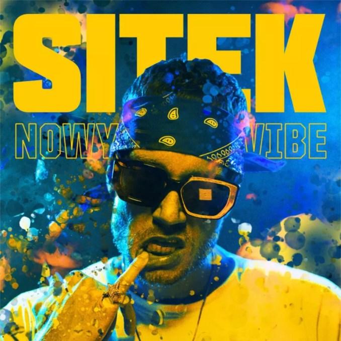 Sitek - ''Nowy Vibe'' (okładka)