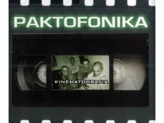 Paktofonika Kinematografia okładka