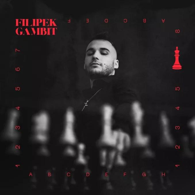 Filipek Gambit okładka