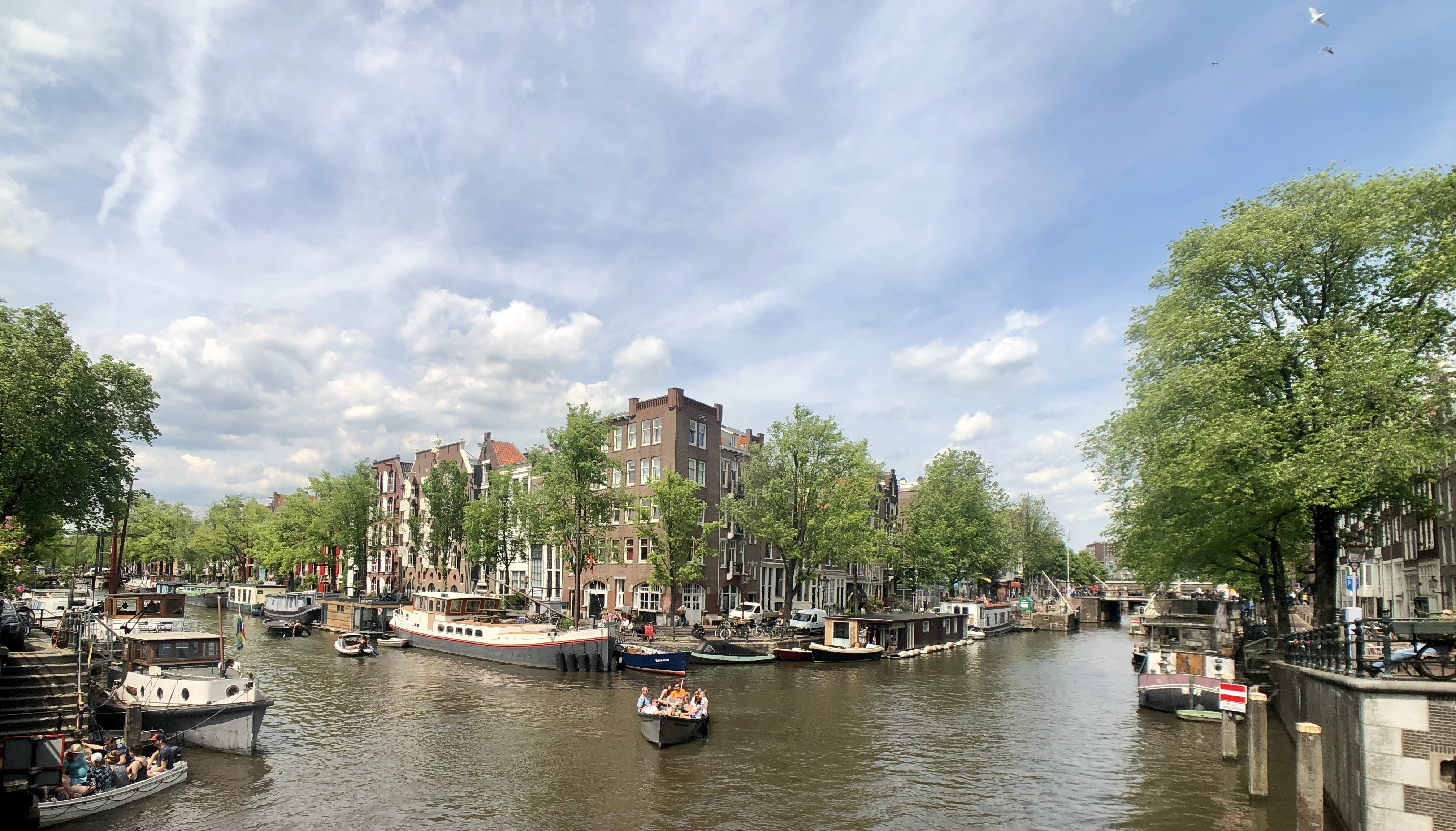 Getting Lost in Amsterdam