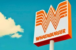 Be sure to stop at Whataburger on your way to see bluebonnets