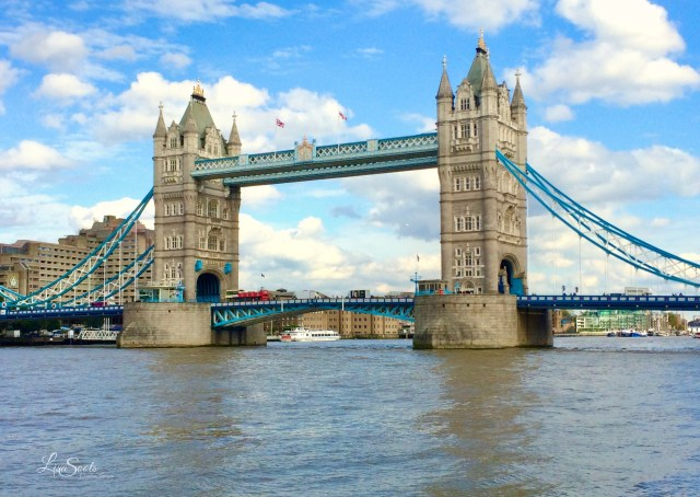 London should be on your list of cities to visit
