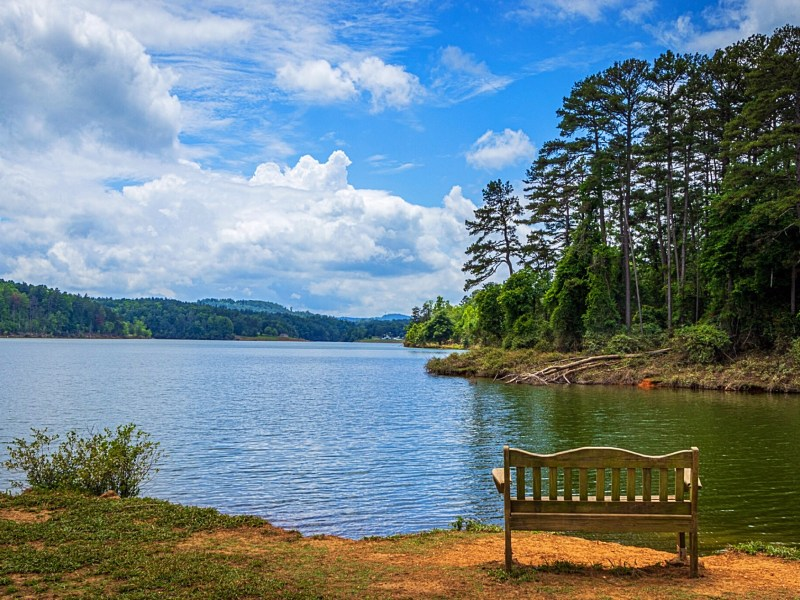 Awesome Outdoor Activities at W. Kerr Scott Dam, Wilkesboro, NC