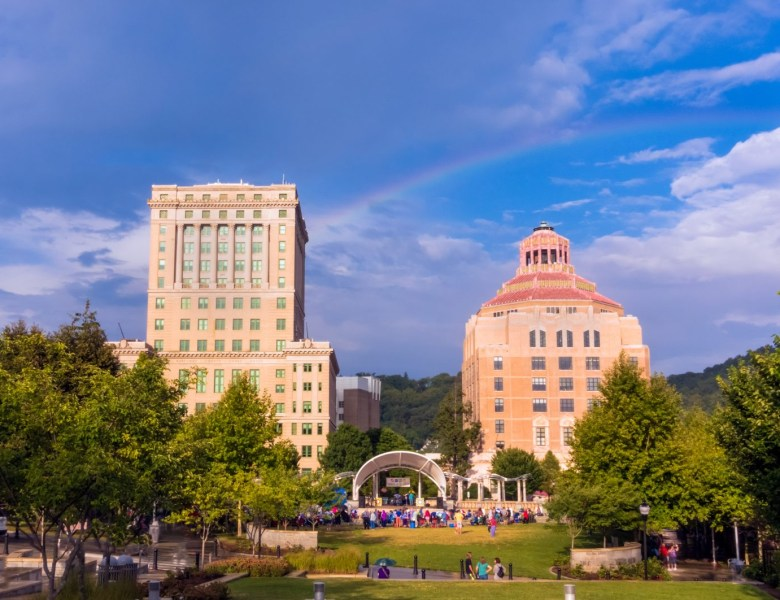 Asheville North Carolina – Best Sites and Bites to Enjoy
