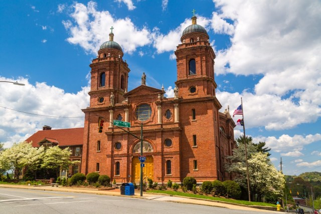 Basilica Soint Lawrence - Asheville North Carolina