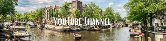 Let's travel together on YouTube!