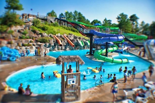 Ocean Breeze Waterpark - Virginia Beach