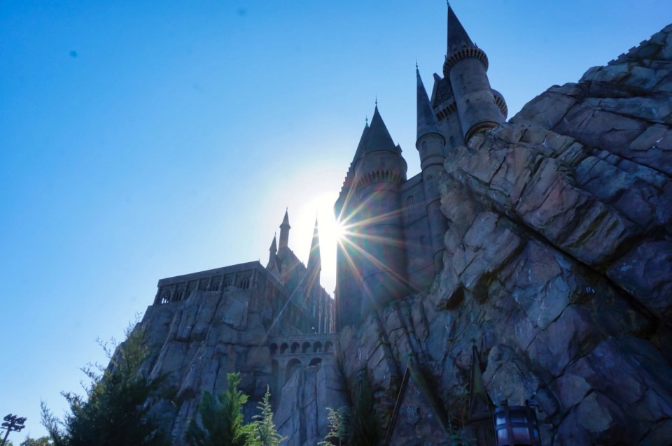 Wizarding World Orlando - Hogwarts