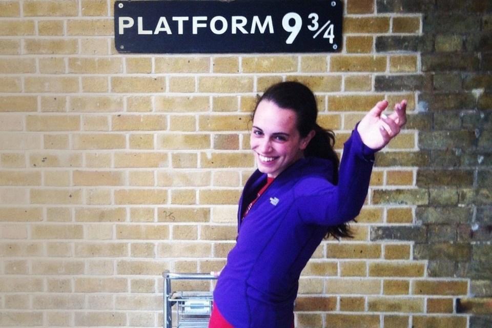 Harry Potter Itinerary Hero