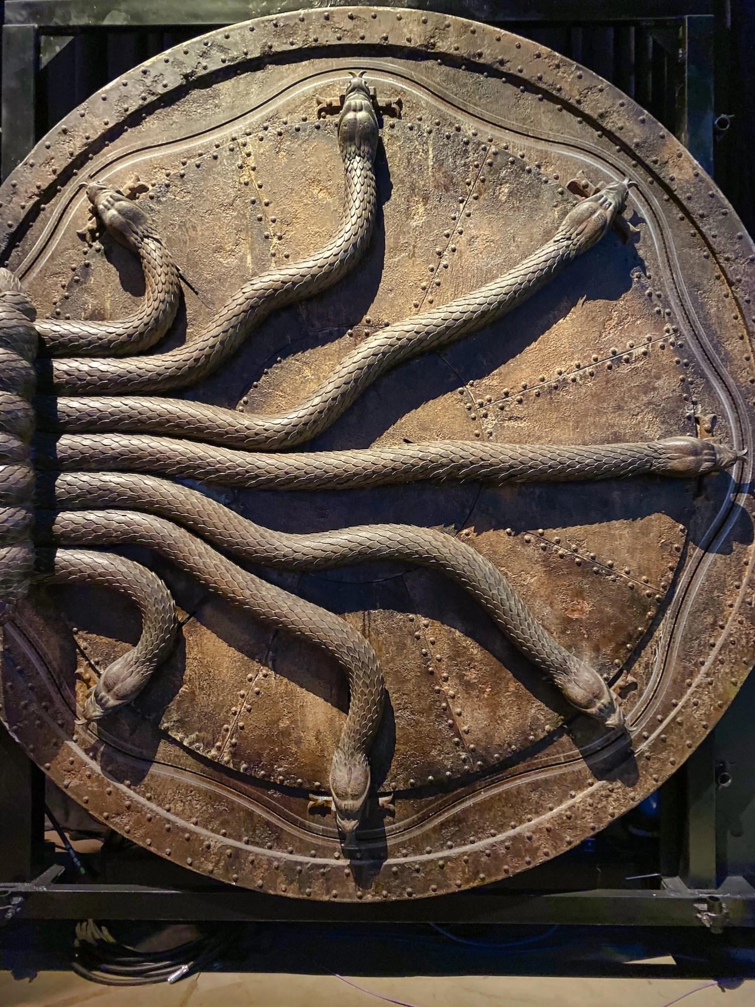 Harry Potter Studio Tour - Chamber of Secrets