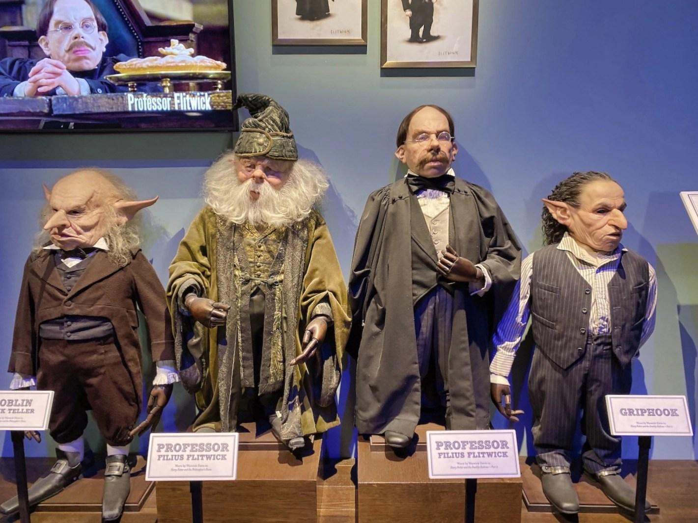 Harry Potter Studio Tour - Creature Department
