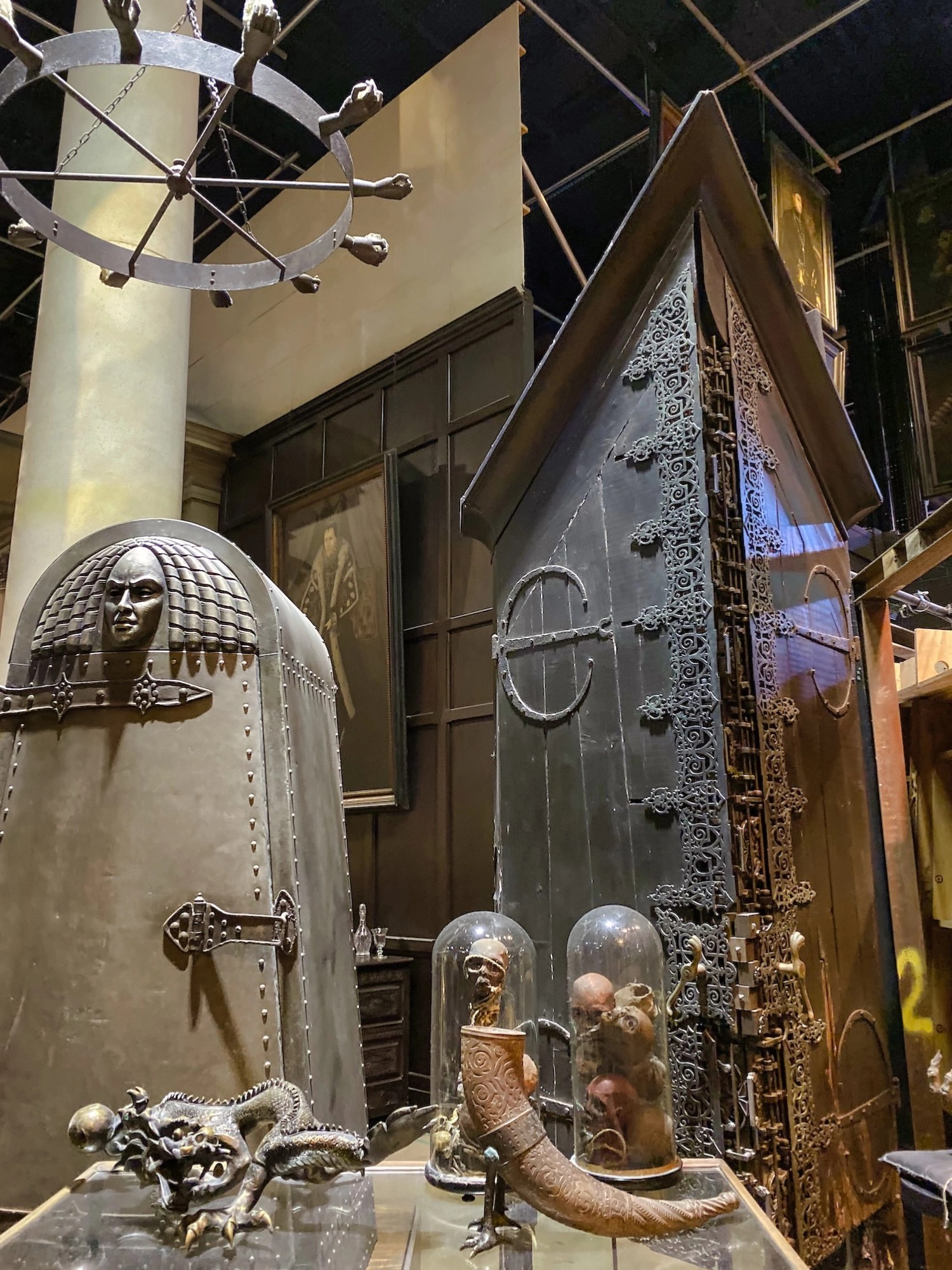 Harry Potter Studio Tour - Dark Arts