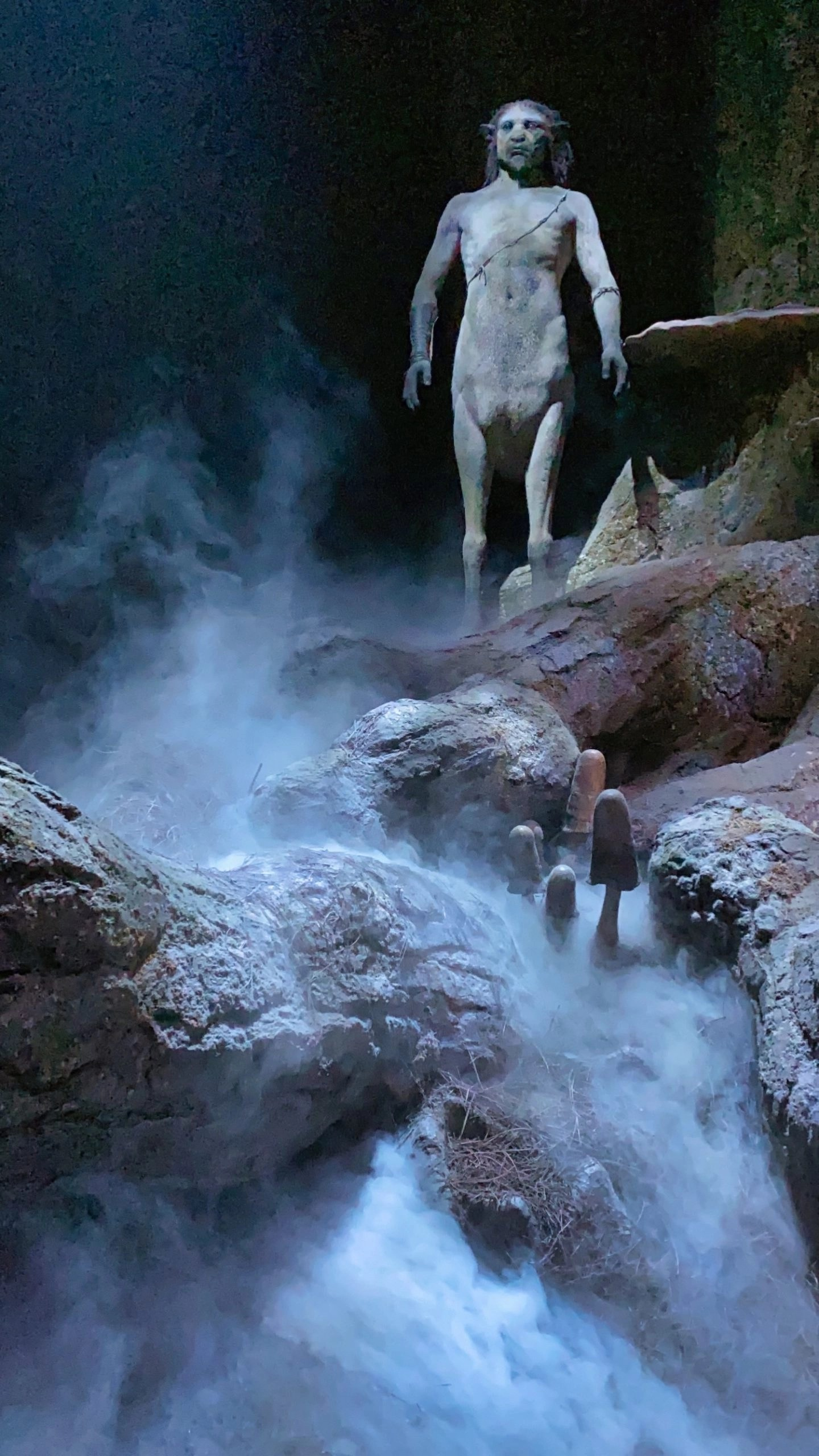 Harry Potter Studio Tour - Forbidden Forest - Centaur