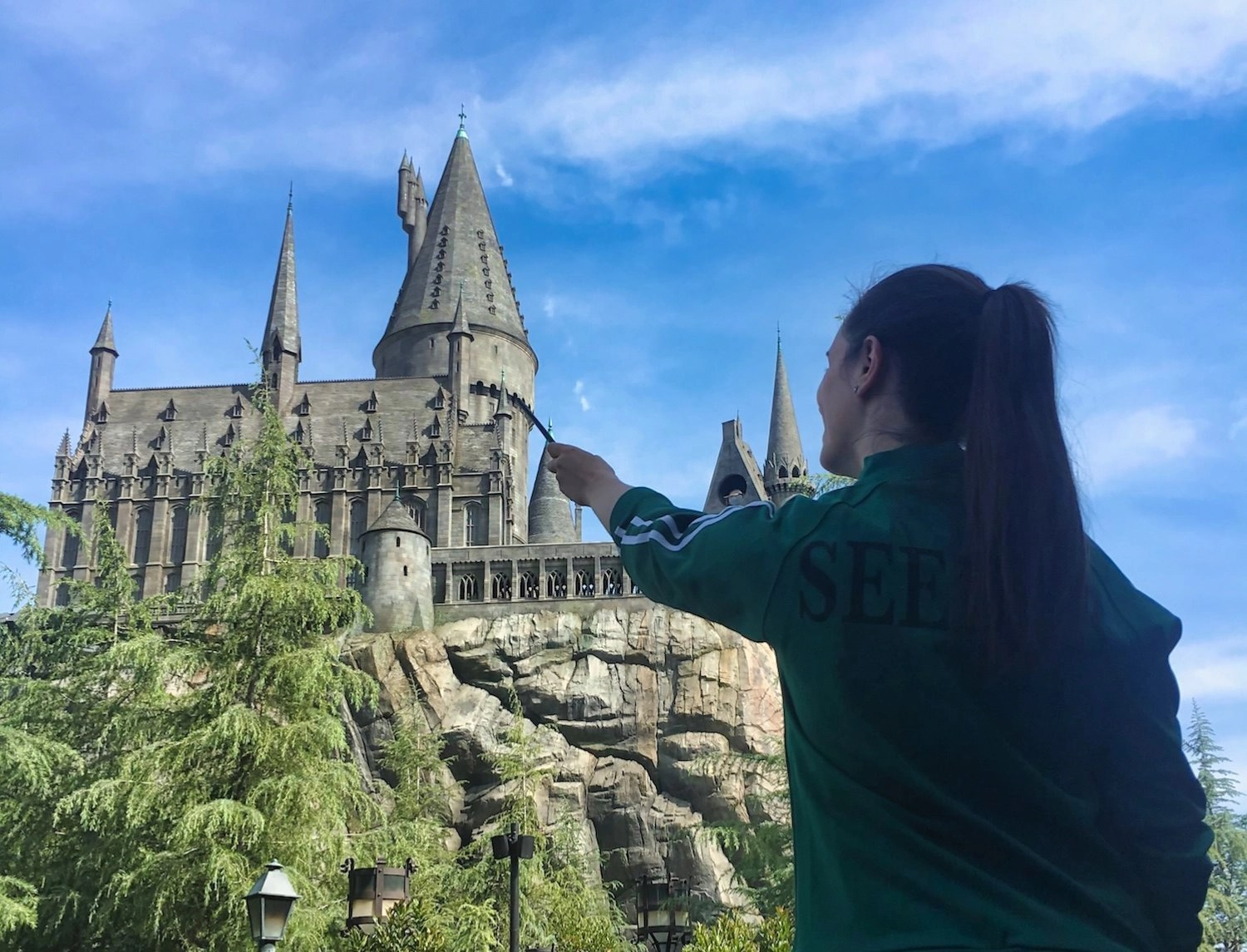 Harry Potter World Hollywood - Slytherin Jacket