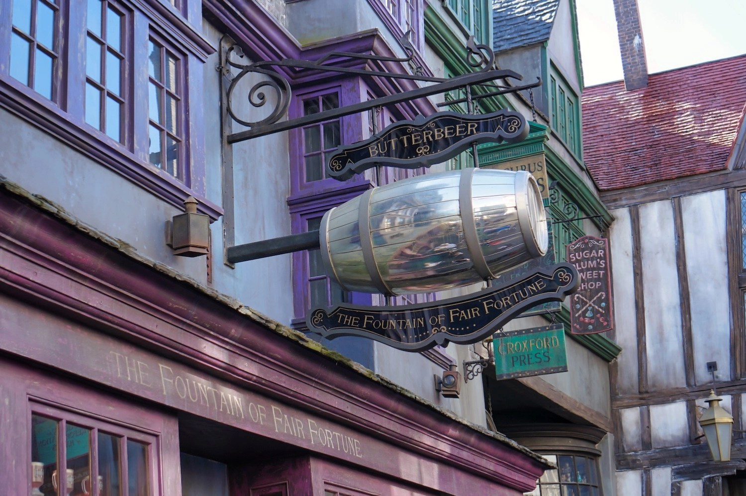 Virtuala Visit to Wizarding World - Diagon Alley