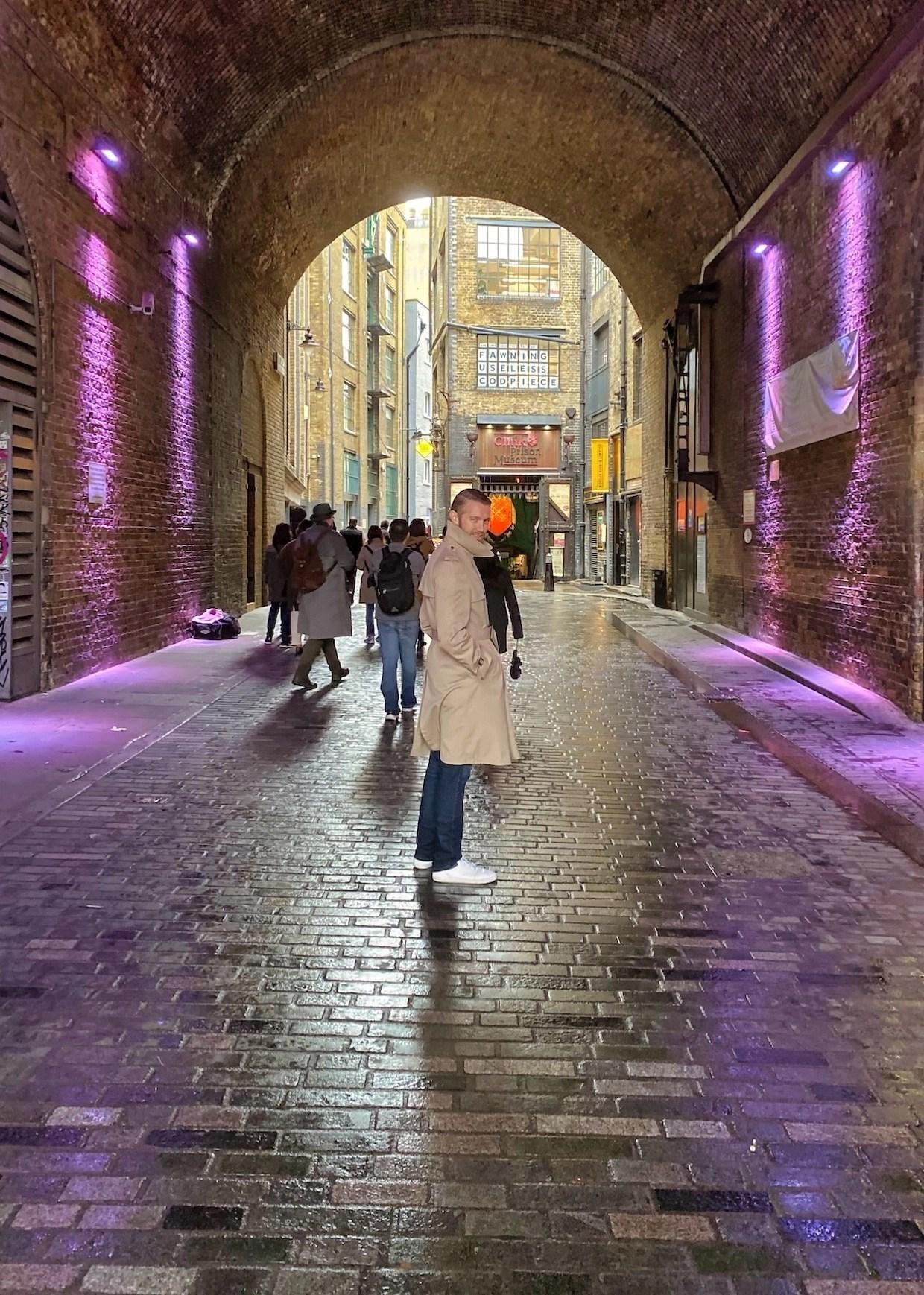 Harry Potter London - Knockturn Alley