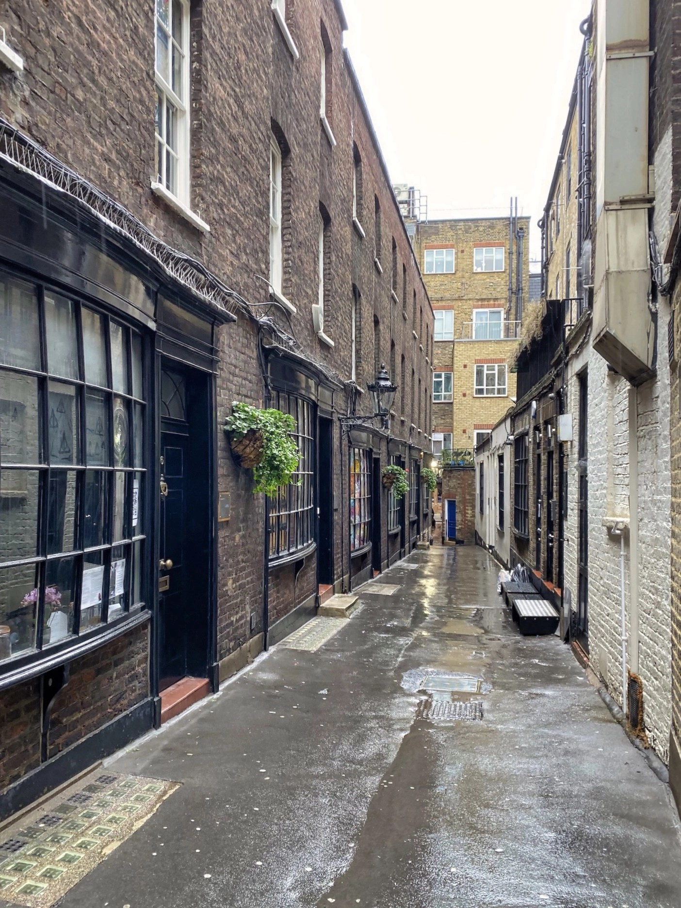 Harry Potter Walking Tour Alley