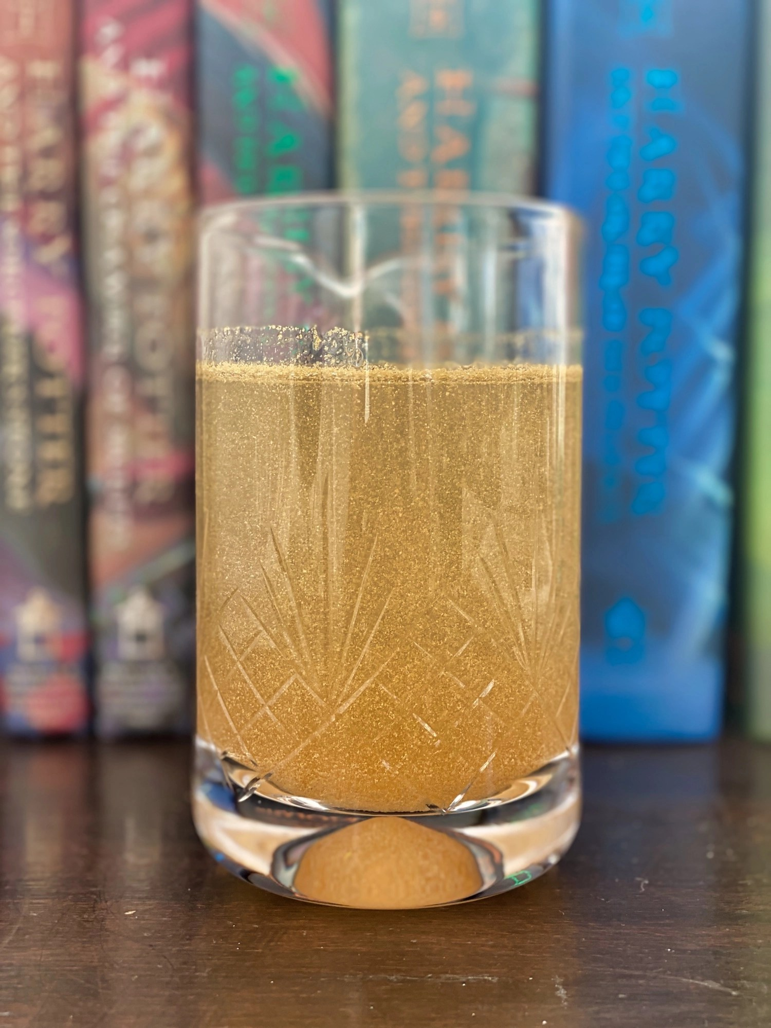 How to Make Felix Felicis - Glass of Felix