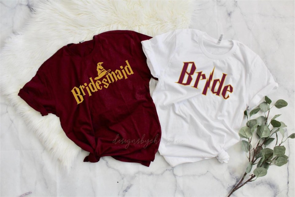 Harry Potter Bachelorette Party - What to Wear