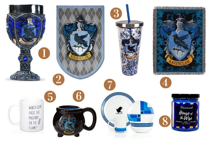 Ravenclaw Gift Guide - Decor