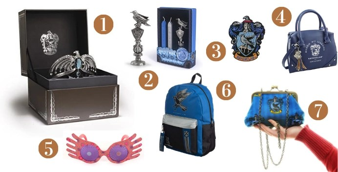 Ravenclaw Gift Guide - Gifts