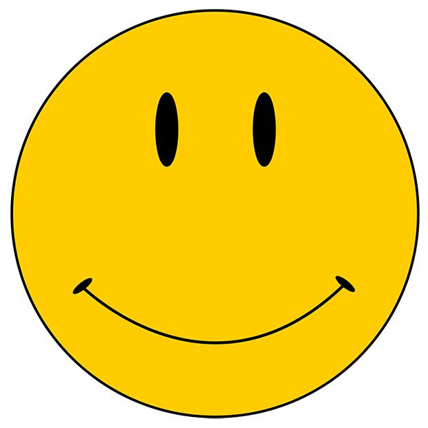 amarelo yellow cores curiosidades smiley