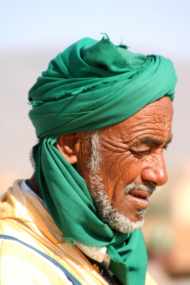 Significado cor verde muçulmano