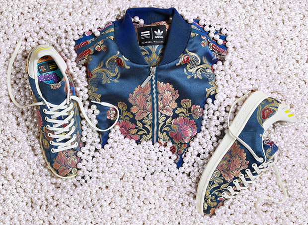Adidas Originals Pharrell Jacquard