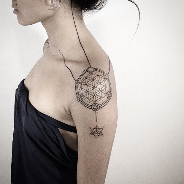 tattoo tatuagem daniel matsumoto geometrico