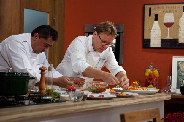 programas gastronomia Claude Batista que marravilha chato pra comer