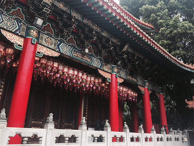 Hong Kong viagem buddha