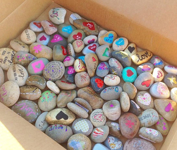 pedras projeto word rocks caixas
