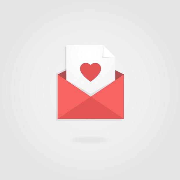 projeto Love it Foward List enviar amor