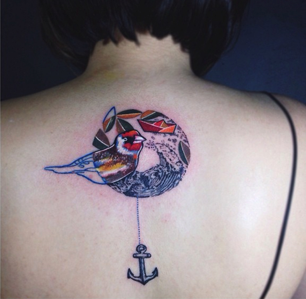 tattoo friday Gülşah Karaca
