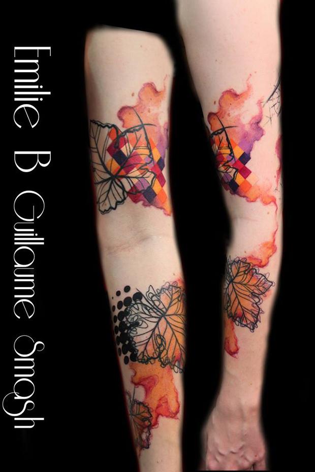 tattoo friday Guillaume Smash