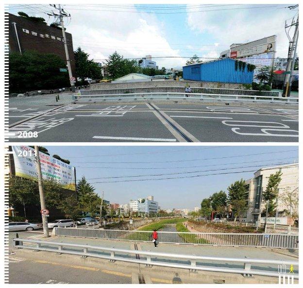 Anam-ro : Seognbukcheon, Seoul, South Korea