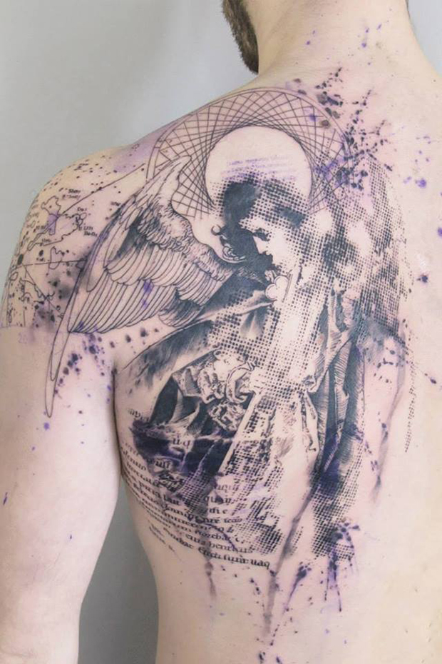 Niko Inko tattoo