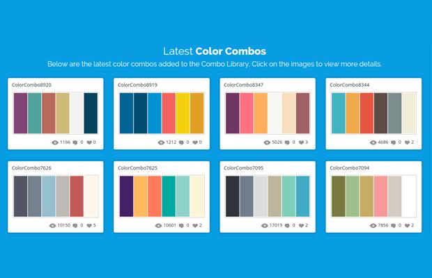 aplicativo cores color combos