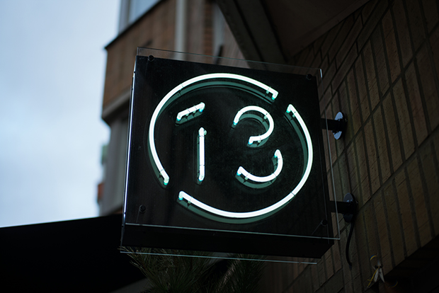 branding restaurante Bord13