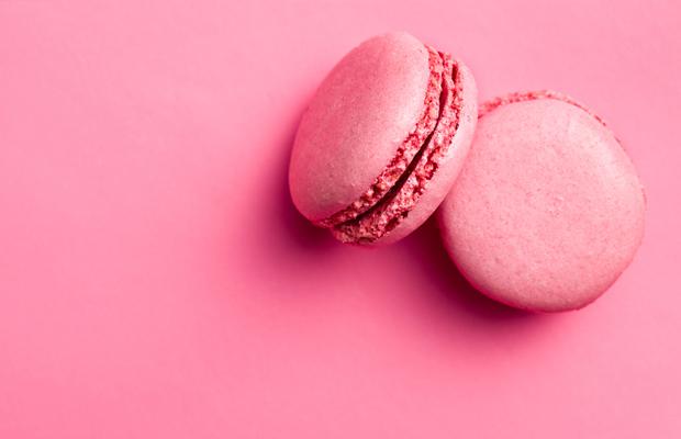 curiosidades cor rosa macaron