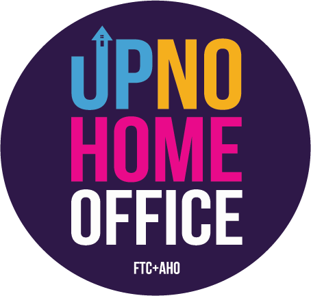logo up no home office