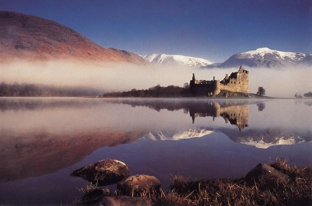 Kilchurn Castle e Loch Awe