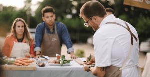 taller de cocina - follow the folk