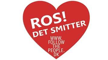 'Ros! Det smitter' på Folkemødet