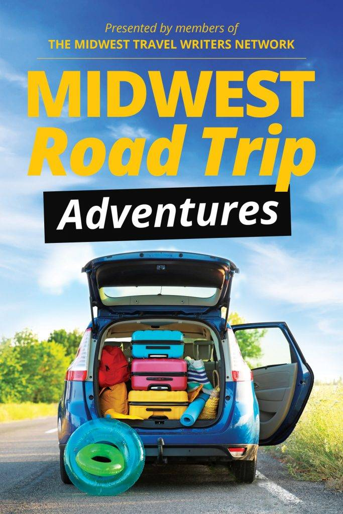 Book Cover for Midwest Road Trip Adventures