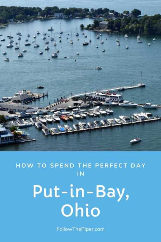 How to Spend the Perfect Day in Put-in-Bay, Ohio