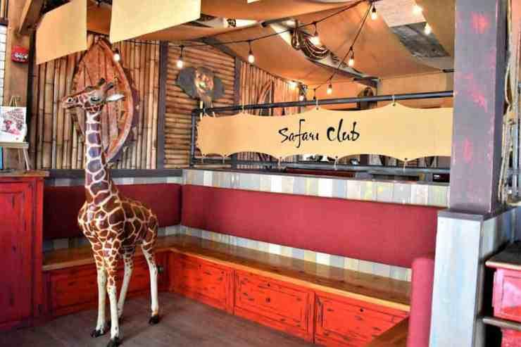 The Safari Club at Alabama Gulf Coast Zoo